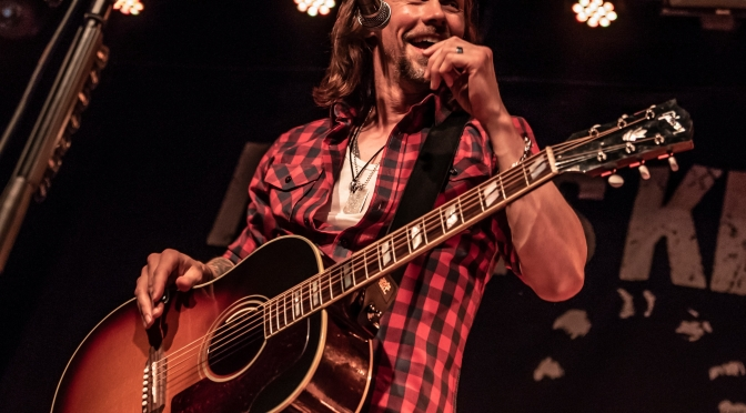Myles Kennedy – Stylus, Leeds University – 8th July 2018.