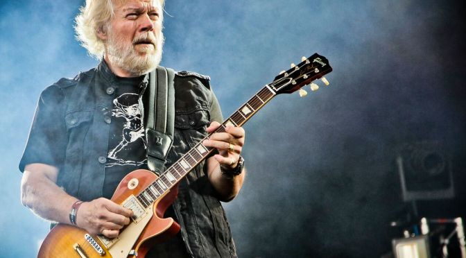 "Legendary Randy Bachman Releases New Studio Album ""By George – By Bachman"" in July"